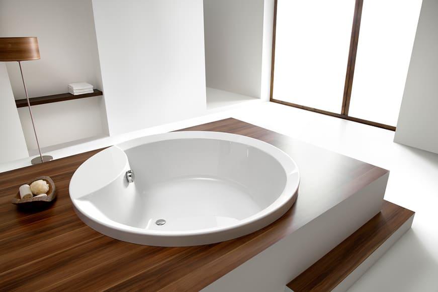 Shopsan.ru Круглые ванны