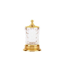 Настольный стакан для ватных дисков Boheme Imperiale 10415 купить за 12027 руб.