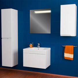 Мебель для ванной Alvaro Banos Armonia 80 белый лак купить за 9550 руб.
