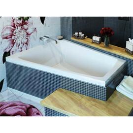 Ванна акриловая Vayer Trinity 170x130 купить за 51677 руб.