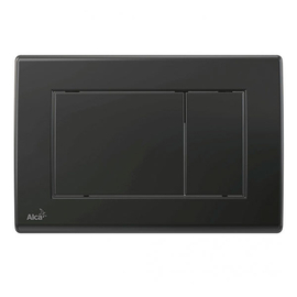 Кнопка смыва Alcaplast М278 чёрный матовый купить за 6851 руб.