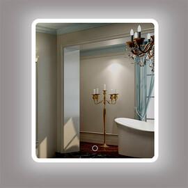 Зеркало с подсветкой и сенсорной кнопкой La Tezza  LT-M8060-S купить за 8100 руб.