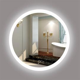 Зеркало с подсветкой и сенсорной кнопкой La Tezza LT-R7070-S купить за 8500 руб.