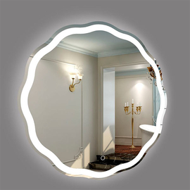 Зеркало с подсветкой и сенсорной кнопкой La Tezza LT-RS7070-S купить за 8700 руб.