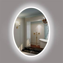 Зеркало с подсветкой и сенсорной кнопкой La Tezza LT-V7590-S купить за 10000 руб.
