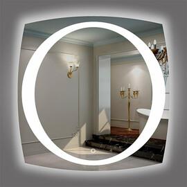 Зеркало с подсветкой и сенсорной кнопкой La Tezza LT-Z7070-S купить за 10000 руб.