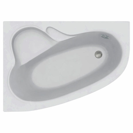 Ванна акриловая C-Bath Atlant 160x105 L купить за 37545 руб.
