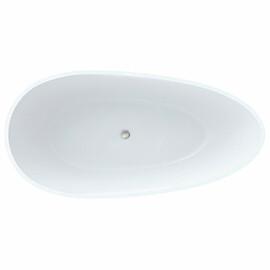 Ванна из литьевого мрамора C-Bath Demetra 170x85 купить за 226246 руб.