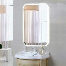 Зеркало Relisan ALEXANDRIA 900х700 с многофункциональной панелью купить за 19690 руб.
