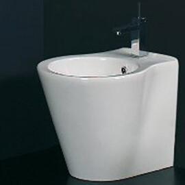 Биде напольное CERAMICA ALA/ROAD, 420х510 мм, белый купить за 0 руб.