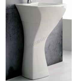 Раковина CERAMICA ALA/CRAZY, 580х510 мм, белый (шт.) купить за 0 руб.