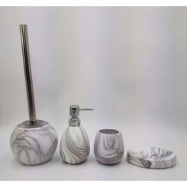 Керамический набор для ванной под камень GID Choco 50 купить за 4700 руб.