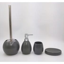 Керамический набор для ванной серый матовый GID G-matt 50 купить за 4700 руб.