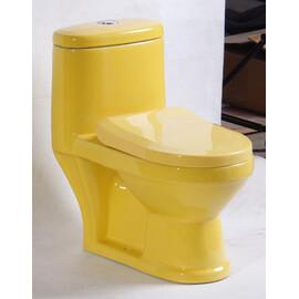 Напольный детский унитаз Gid Tr2192y желтый купить за 8000 руб.