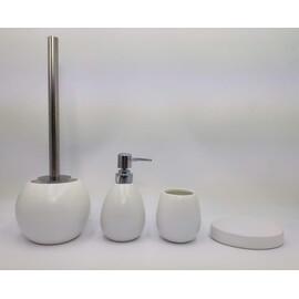 Керамический набор для ванной белый матовый GID W-matt 50 купить за 4700 руб.