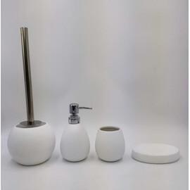 Керамический набор для ванной белый GID W-spray 50 купить за 4700 руб.