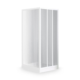Боковая стенка Roth LSB/850x850x1800 white/damp/3mm купить за 13345 руб.