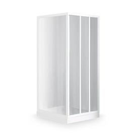 Душевая дверь Roth LD3/900x900x1800 white/grape/3mm купить за 23800 руб.