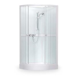 Душевая кабина Roth SIMPLE/900x900x900x2050 white/transparent/4mm купить за 61795 руб.