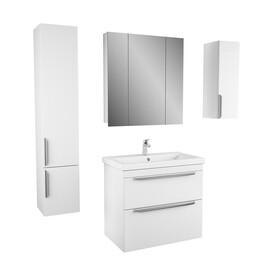Мебель для ванной Alvaro Banos Viento maximo 70, белый лак купить за 17800 руб.
