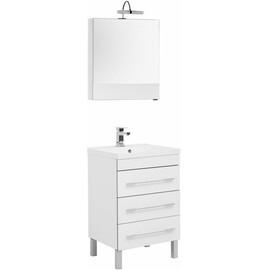 Мебель для ванной Aquanet Верона 58 белый (напольный 3 ящика) купить за 29036 руб.