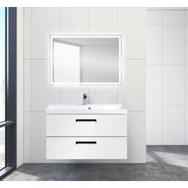 Мебель для ванной Belbagno Aurora 90 подвесная (разные отделки) купить за 28320 руб.