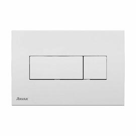 Кнопка инсталляционная Ravak Uni белая купить за 3588 руб.