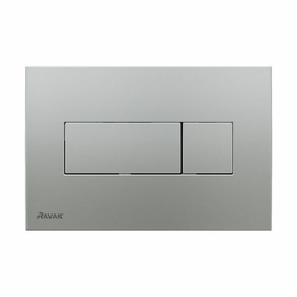 Кнопка инсталляционная Ravak Uni сатин купить за 5060 руб.