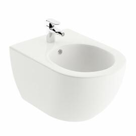 Биде подвесное Ravak Uni Chrome белое купить за 24380 руб.