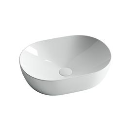 Умывальник чаша накладная овальная Ceramica Nova Element 480x350x130 мм купить за 6500 руб.