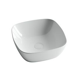 Умывальник чаша накладная квадратная Ceramica Nova Element 400x400x140 мм купить за 5600 руб.