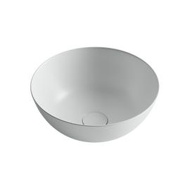 Умывальник чаша накладная круглая (цвет белый Матовый) Ceramica Nova Element 358x358x155 мм купить за 10600 руб.