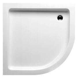 Акриловый душевой поддон Riho 207 90x90 белый 1/4 круга R550 DA2100500000000 купить за 16560 руб.