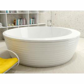 Ванна акриловая Vayer Boomerang D1600 без декоративной панели купить за 155432 руб.