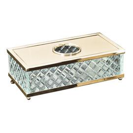 Салфетница золото Boheme Murano Cristal купить за 37737 руб.