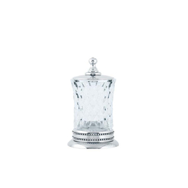 Настольный стакан для ватных дисков Boheme Brillante купить за 10505 руб.