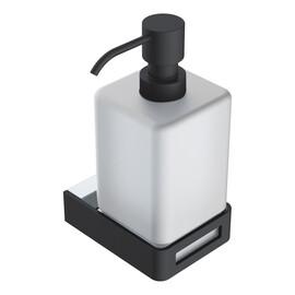 Диспенсер для жидкого мыла Chrome & Black Boheme Q купить за 4955 руб.