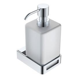 Диспенсер для жидкого мыла Chrome Boheme Q купить за 4504 руб.