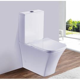 Унитаз напольный Esbano CRISAN White купить за 21380 руб.
