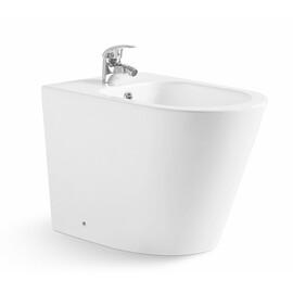 Биде напольное GID BDN-30 белый купить за 11800 руб.