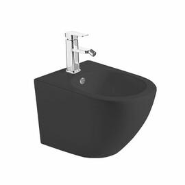 Биде подвесное GID BDP-96BL черный глянцевый купить за 14100 руб.
