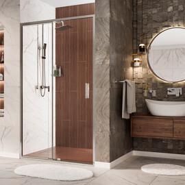Душевая дверь WasserKRAFT Berkel 48P12 купить за 27490 руб.
