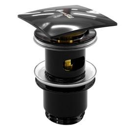 Донный клапан WasserKRAFT Push-up A166 купить за 4330 руб.