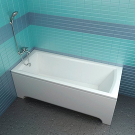 Ванна акриловая Ravak Domino Plus 160x70 купить за 25392 руб.