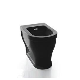 Биде приставное Cielo Opera Tondo OPBITN черное купить за 48600 руб.