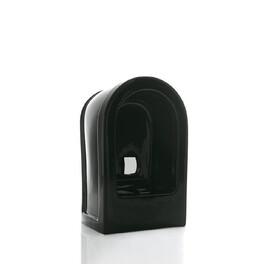 Биде подвесное Cielo Opera Tondo OPBSTN черное купить за 53400 руб.