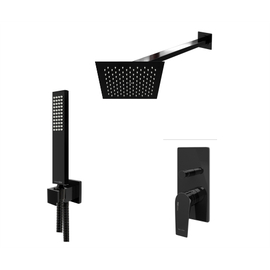 Встраиваемый комплект для душа с верхней душевой насадкой и лейкой WasserKRAFT А66209 купить за 40540 руб.