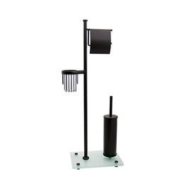 Комбинированная напольная стойка WasserKRAFT K-1264BLACK купить за 18800 руб.