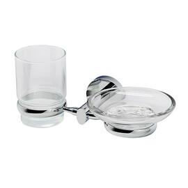 Держатель стакана и мыльницы WasserKRAFT Rhein K-6226 купить за 1900 руб.