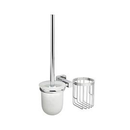 Держатель освежителя и щетки для унитаза WasserKRAFT Lippe K-6535 купить за 4490 руб.